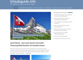 urlaubsguide.info