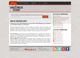 urlcheck.info