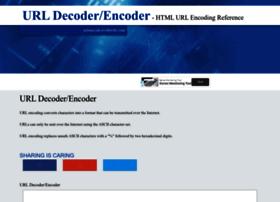 urlencode.evidweb.com