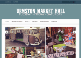 urmstonmarket.co.uk