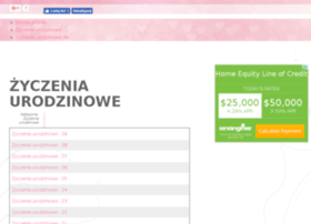 urodzinowezyczenia.pl