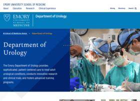 urology.emory.edu