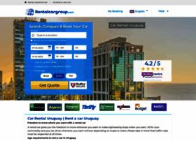 uruguay.rentalcargroup.com