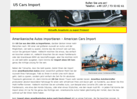 us-cars-import.net