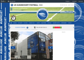 us-guignicourt-football.footeo.com