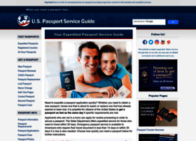 Us-passport-service-guide.com