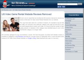 us-video-game-rental-websites.no1reviews.com