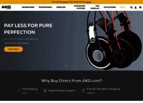 us.akg.com