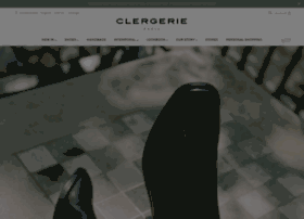 us.clergerieparis.com