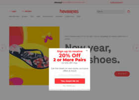 us.havaianas.com