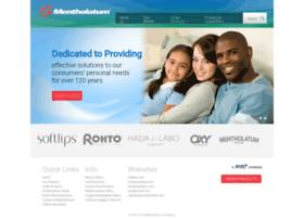 us.mentholatum.com