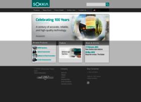us.sokkia.com