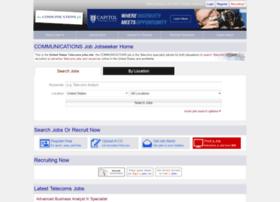 us.thecommunicationsjob.com