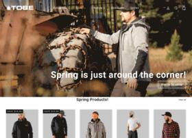 us.tobeouterwear.com