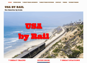 usa-by-rail.com