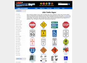 usa-traffic-signs.com