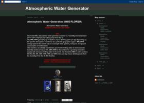 usaatmosphericwatergenerator.blogspot.com
