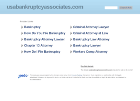usabankruptcyassociates.com