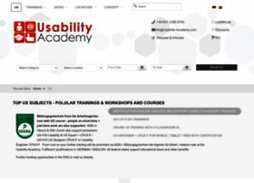 usability-academy.com