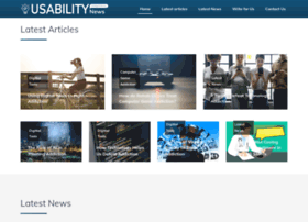 usabilitynews.org