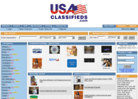 usaclassifieds.com