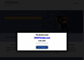 usafitclubs.com