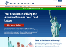 ... green card lottery apply for dv lottery enter green card lottery