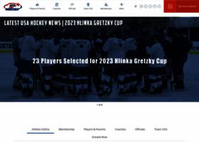 usahockey.com