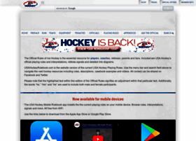 usahockeyrulebook.com