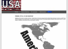 usaisnotamerica.com