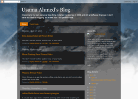 usamaahmed.blogspot.com