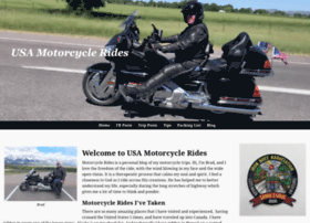 usamotorcyclerides.com