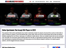usaonlinesportsbooks.com