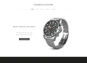 usaregulations.weebly.com