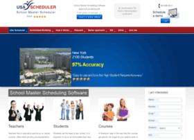 usascheduler.com