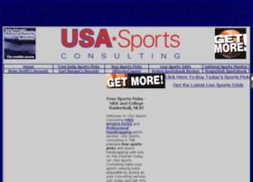 usasportsconsulting.com