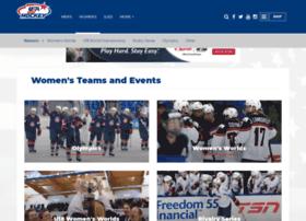 usawomenshockey.com