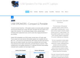 usb-computer-speakers.com