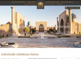 usbekistan-reisen.com