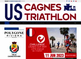 uscagnes-triathlon.com