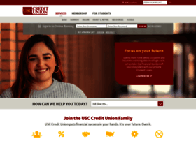 usccreditunion.org