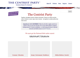 uscentrist.org