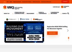 uscj.org
