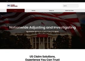 usclaimsolutions.net