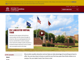 usclancaster.sc.edu