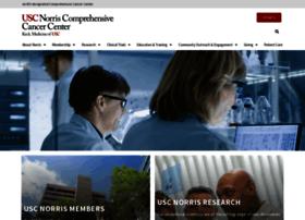 uscnorriscancer.usc.edu