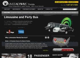 uscoachwayslimousine.com