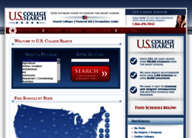 uscollegesearch.org