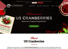 uscranberries.com
