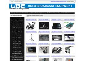 used-broadcast-equipment.co.uk